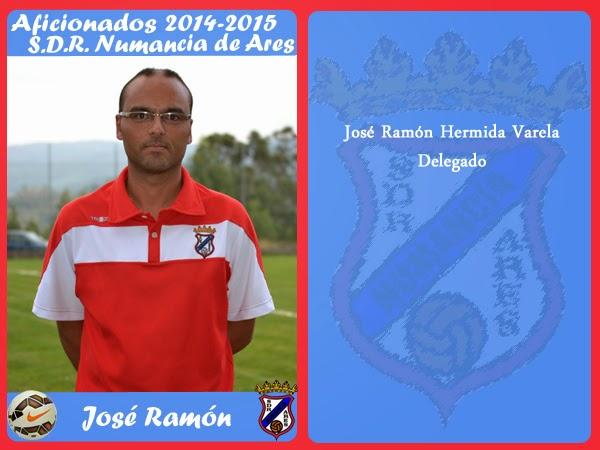 ADR Numancia de Ares. JOSE RAMON.