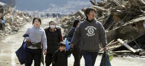 Japon - Catastrophe