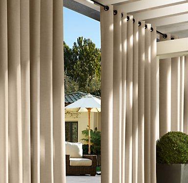 patio garden furniture and accessories from restoration hardware
