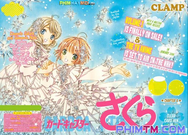 Xem Phim Thủ Lĩnh Thẻ Bài Phần 2 - Lá Bài Trong Suốt - Cardcaptor Sakura: Clear Card Arc - phimtm.com - Ảnh 1