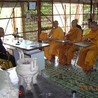 [BCD-0190] Lớp Chánh Kiến (31/01/2006) - Thầy tiếp đoàn phật tử An Giang