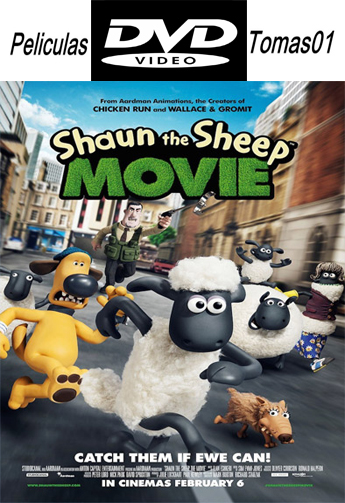 Shaun the Sheep: The Movie (La Oveja Shaun: La Película) (2015) DVDRip