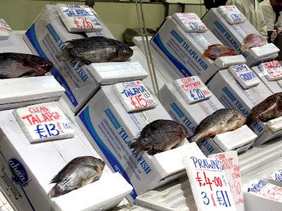 Billingsgate fish market tour for Fish market hours