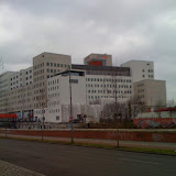 Laufstrecke Berlin Volkspark Friedrichshain