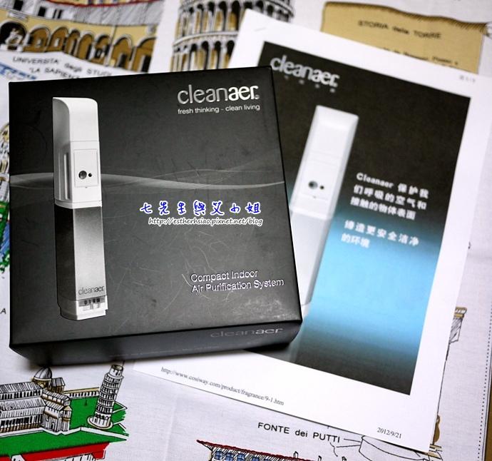 1 Cleanaer液體離子空氣純淨器