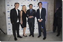 Neil Barrett;Jillian Fink Dempsey;Patrick Dempsey;Emanuele Farneti