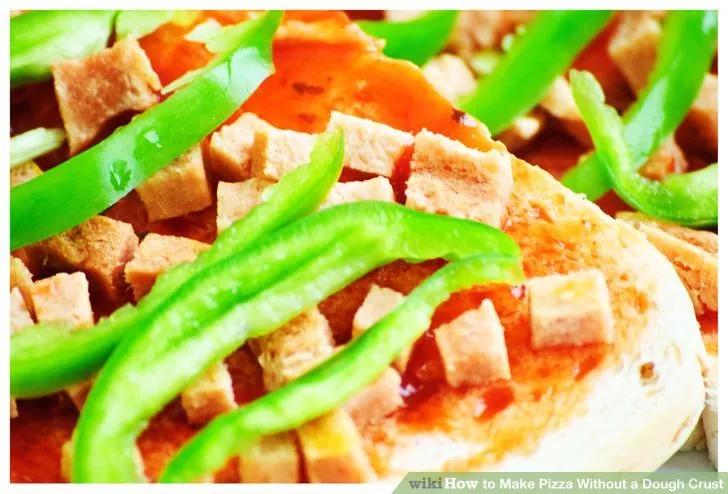 Hinh anh: Lam banh Pizza don gian khong can de buoc 4