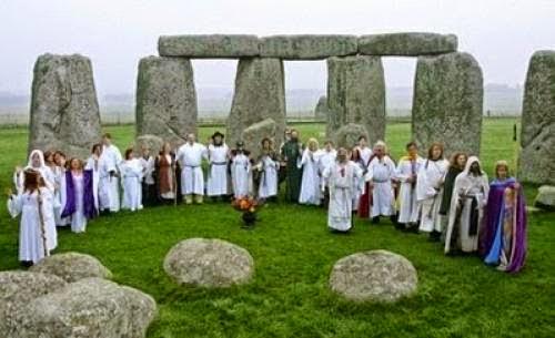 Caucasian Stonehenge Found Hitler