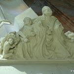 Château de Vincennes : Sainte-Chapelle, sculpture