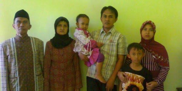 Foto keluarga saya