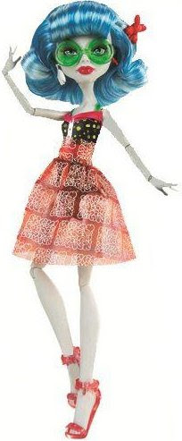 Monster High - Ghoulia Yelps Skull Shores