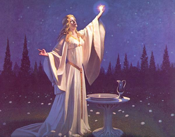 Galadriel, Wizards