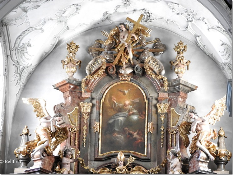 St. peter Hochaltar 1