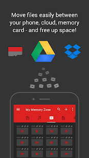 SanDisk Memory Zone- screenshot thumbnail