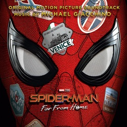 CD Michael Giacchino - Spider-Man: Far from Home (Torrent) download