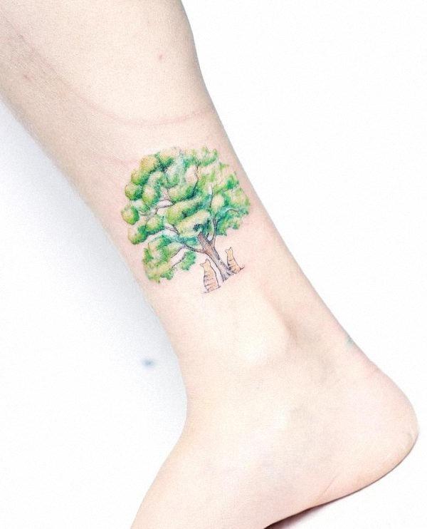este_brilhante_rvore_de_tatuagem