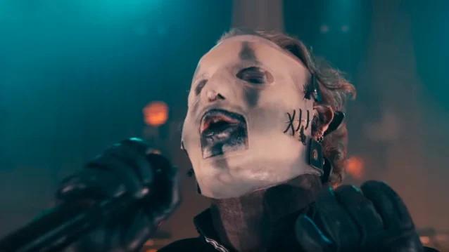 """Slipknot - Corey Taylor: """"Ainda fazemos digressões como se tivéssemos 25 anos, porque somos estúpidos"""""""