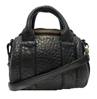 Alexander Wang Mini Leather Rockie Bag