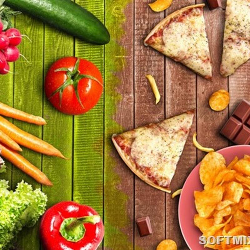 Коллекция мифов о здоровом питании