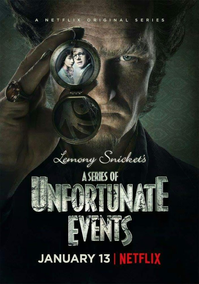 Review Filem / Drama A Series of Unfortunate Events
