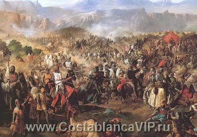 Batalla Navas de Tolosa, Аларкон, Alarcon, CostablancaVIP, VIP, VIP туризм, туризм, замок, Кастилья Ла Манча, маркиз, крепость, отель парадор