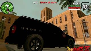 SAIU!! NOVO GTA BRASIL ESTILO TROPA DE ELITE PARA CELULARES ANDROID (APK+DATA) + DOWNLOAD