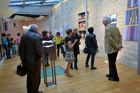 Mairie de Sèvres - Vernissage Entre Réel et Virtuel - Sévrienne des arts