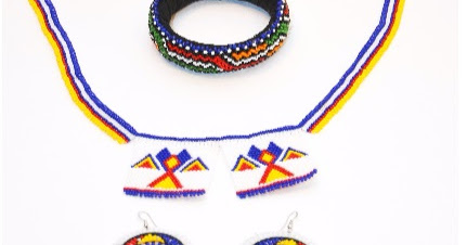 Inspirational Beading: Inspired Beaders: The Thembalethu Beaders