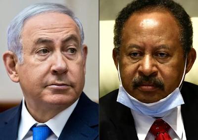 Netanyahu elogia o acordo do Sudão, diz que 'haverá mais estados'