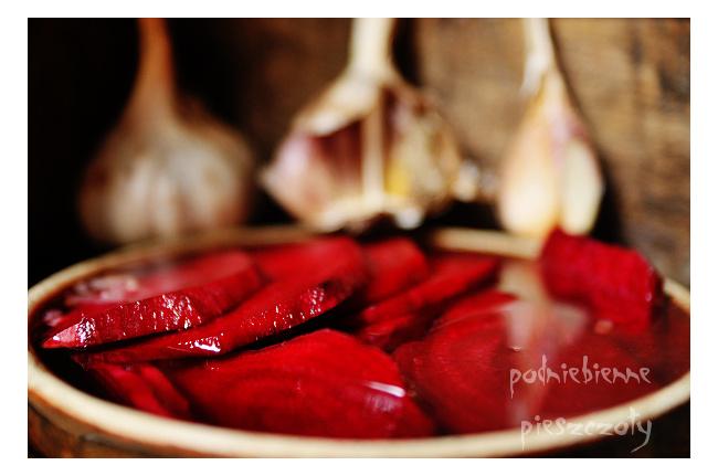 Zakwas na czerwony barszcz