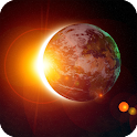 Eclipse Solar Live Wallpaper icon