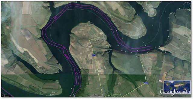 Старе русло річки Дністер: село Непоротове