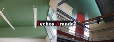 Representaciones Techo Aluminio Cocina Madrid