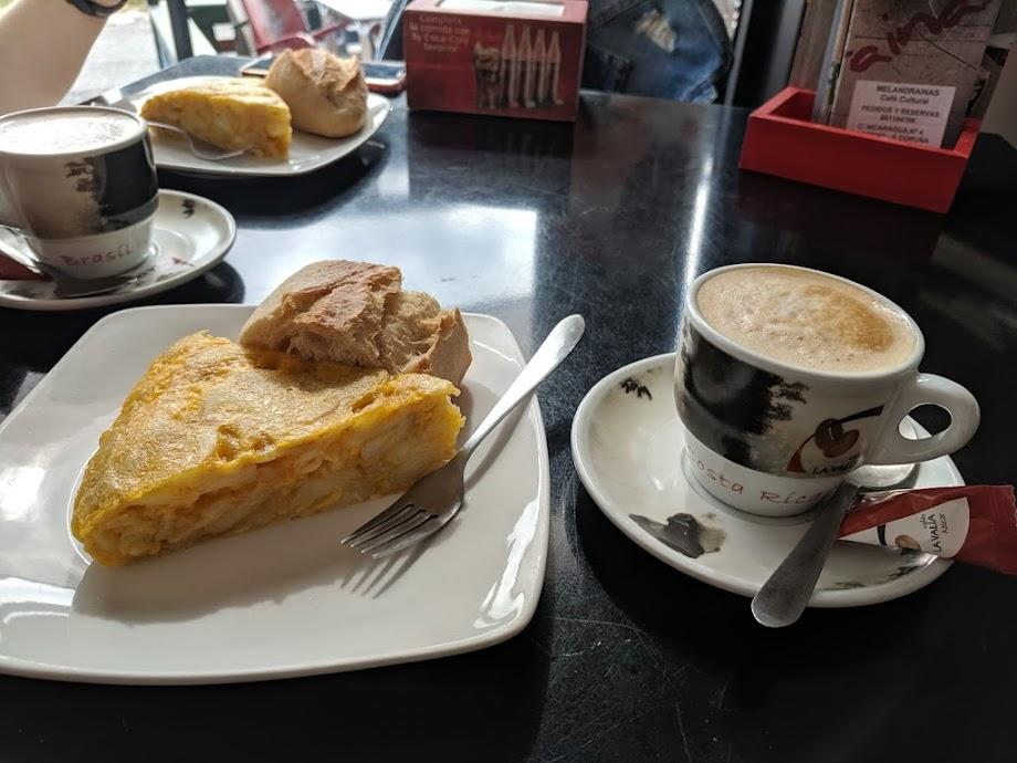 Foto Melandrainas Café Cultural 10