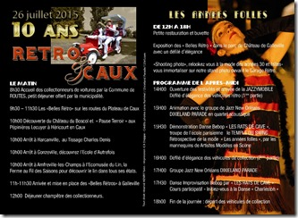 20150726 Doudeville programme