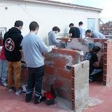Pràctiques d'instal·lacions elèctriques en d'obra real