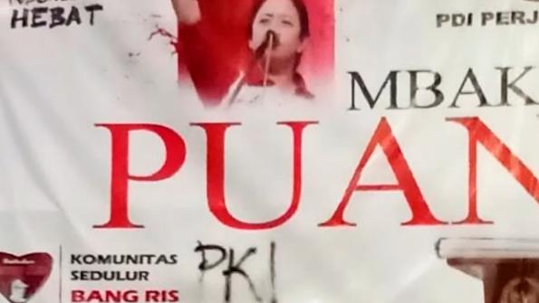 Maraknya Aksi Vandalisme, Punjul Santoso: Padahal Baliho Tidak Mengganggu dan Memiliki Pesan Positif
