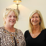 JoAnne Zapata & Mary Dare Co-Founders of The Greater Horsham Chamber of Commerce