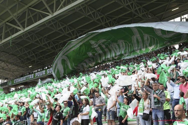 Derby : les supporters de Lyon interdits de déplacement à Saint-Etienne