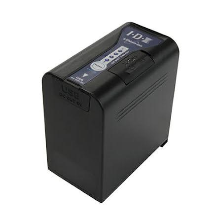 7,4 V 70Wh 1x USB 1x-Tap Panasonic- IDX