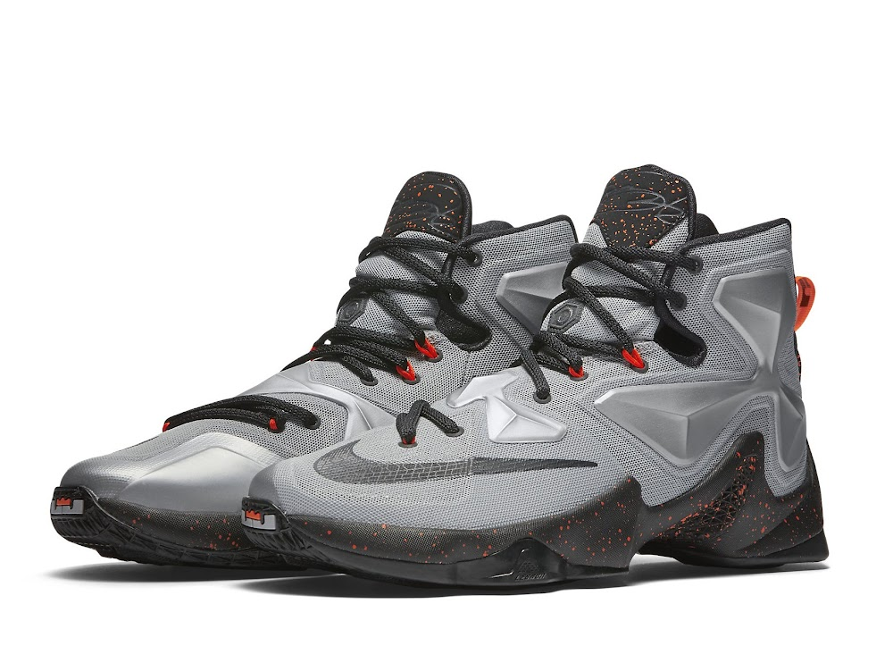 sports shoes f8f78 85d5a ... discount code for official look at nike lebron 13 rubber city f363c  df12e ...