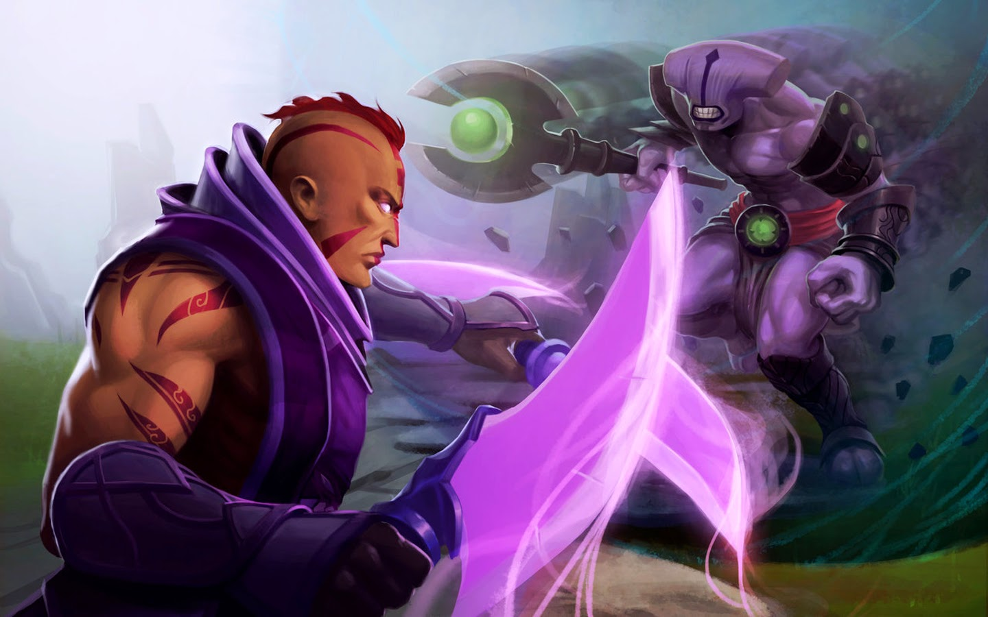 Anti-Mage Wallpapers Dota 2 HD Wallpapers #4