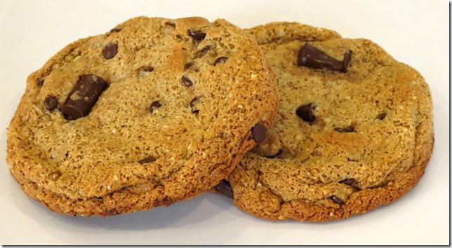 My Favorite Grain Free Chocolate Chip Cookies