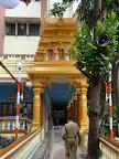 Entrance to Brahma-Vishnu-Maheshwara