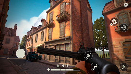 Frontline Guard: WW2 Online Shooter Apk Download For Android 4