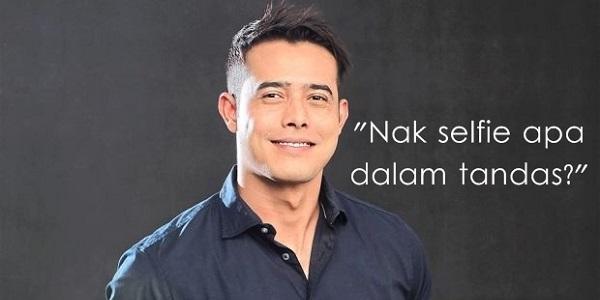 PANAS! ZUL ARIFFIN DEDAH PERNAH DIAJAK SELFIE DALAM TANDAS!.JPG