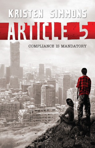 Review: Article 5 by Kristen Simmons
