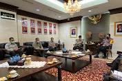 Kapolri Jenderal Polisi Listyo Sigit Prabowo Bertemu Mentan SYL, Ternyata Ini Yang Dibahas