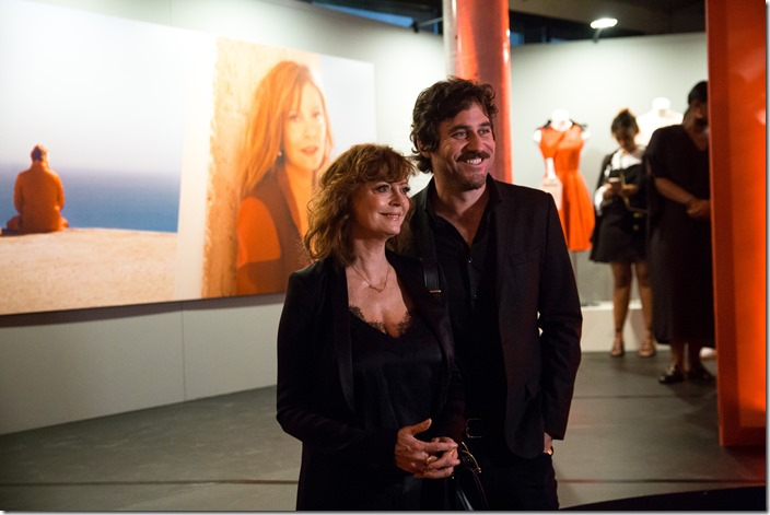 #mbcollective Fashion Story, Chapter Two launches in Berlin with Susan Sarandon & Bryn Mooser - CREDIT, LENI PHAM10