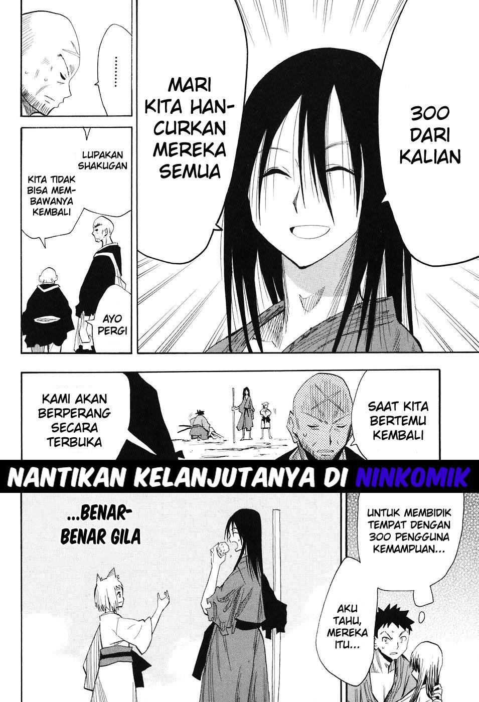Baca Komik Sengoku Youko Chapter 3 Bahasa Indonesia KomikOtaku